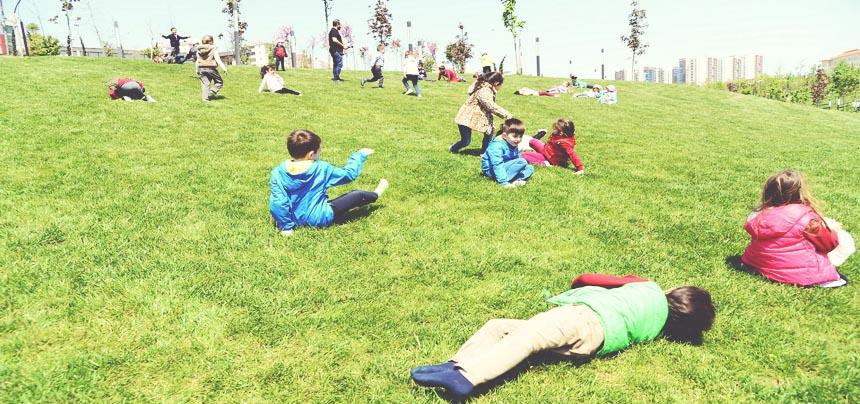 Beylikdüzü Belediyesinden çocuk Gözüyle çevre Yarişmasi